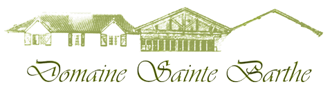 Domaine Sainte Barthe logo